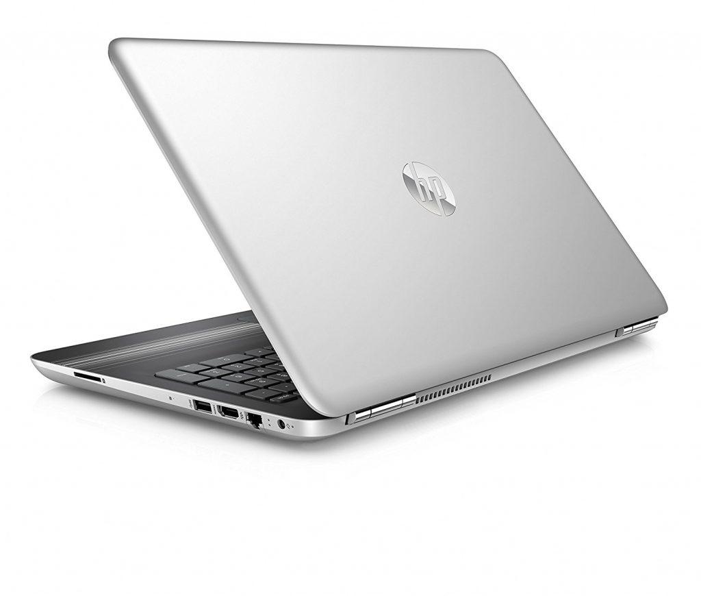 HP Notebook Anschlüsse